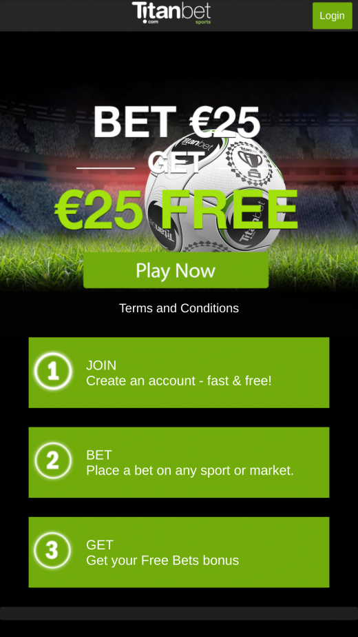 Titanbet mobile betting sports ponte preta vs figueirense bettingexpert football